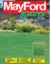 Kikuyu remains the most popular lawn in SA