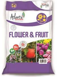 Bio Flower & Fruit promotes flowering and strong growth