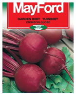 Crimson Globe is a very dark beetroot
