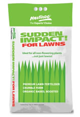NEW Organic lawn fertiliser