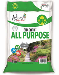 Feed after the rain with BioGanic - it's organic