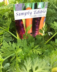 Carrots are one of the easiest to grow